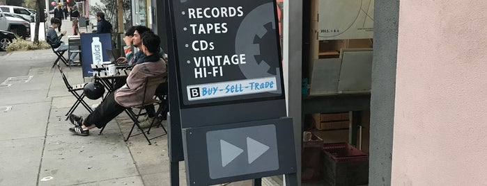 Jacknife Records & Tapes is one of Los Angeles City Guide.