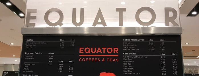 Equator Espresso is one of Foodies.