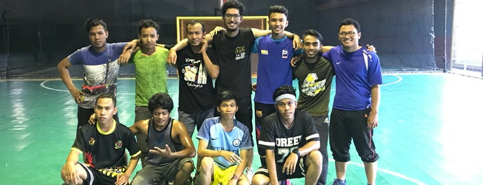Wns Futsal is one of Futsal.