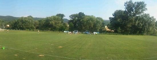 Futbalový štadión Hradište pod Vrátnom is one of Futbalové štadióny ObFZ Senica.
