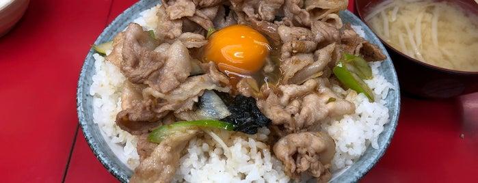 名物スタ丼 サッポロラーメン 国立本店 is one of 国立・立川・府中周辺.