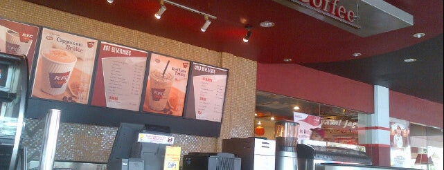 KFC / KFC Coffee is one of Medan culinary spot.