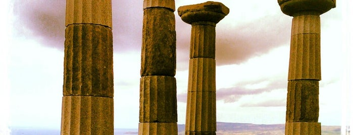 Temple of Athena is one of Assos.