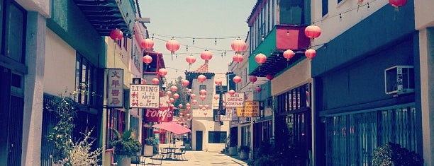 Los Angeles Chinatown is one of 87 Free Things To Do in LA.