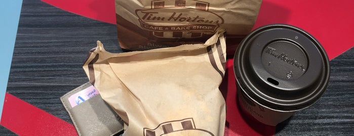 Tim Hortons is one of The 15 Best Places for Cappuccinos in Riyadh.