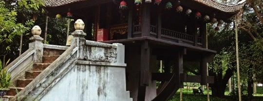 Địa điểm phải tới khi ở Hà Nội