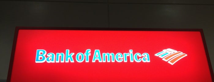 Bank of America is one of my tips.