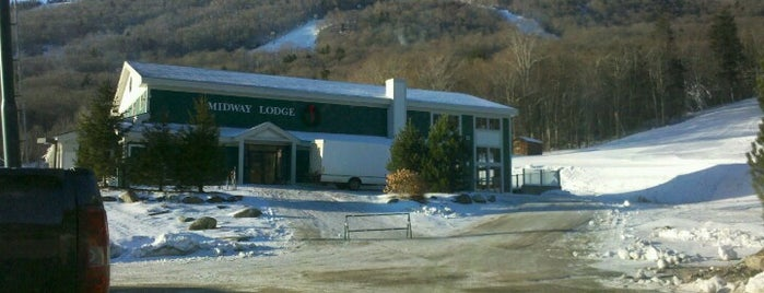 Stowe Mountain Resort - Midway Lodge is one of Stowe.