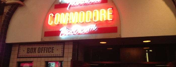 Commodore Ballroom is one of Vancouver Events.