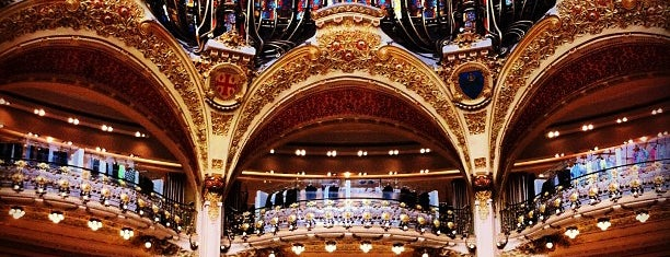 Galeries Lafayette Haussmann is one of Place to visit in Paris.