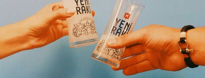 Symi Meyhane is one of istanbul.