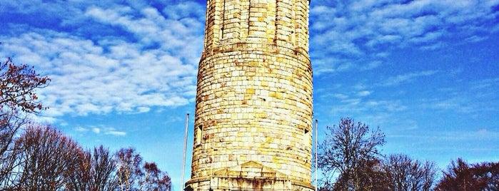 Bismarckturm is one of Bochum #4sqcities.