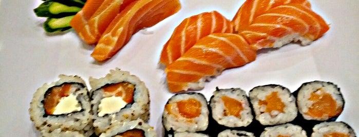 Sushiaki is one of 20 favorite restaurants.