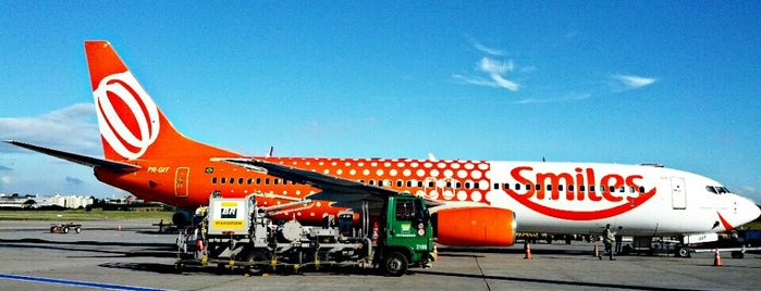 Voo Gol G3 1858 is one of Aeroporto de Guarulhos (GRU Airport).