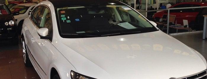 Volkswagen Frankfurt is one of Dealers.