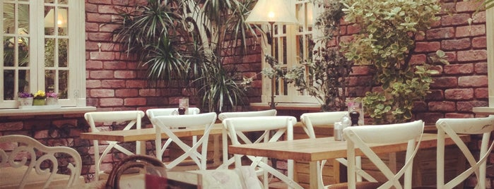 Rose Marine is one of Restaurants, Cafes, Lounges and Bistros.