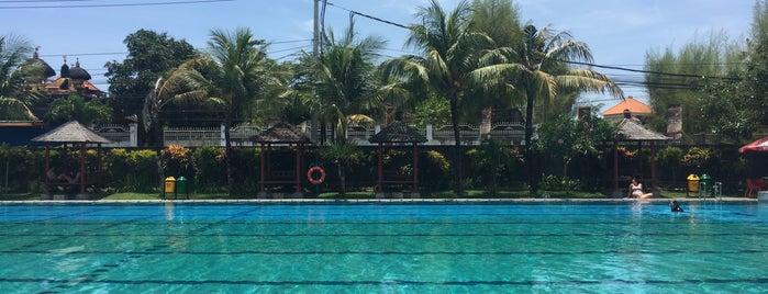 Taman Segara Madu is one of Bali nice places.