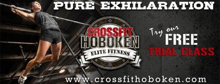 Crossfit Hoboken is one of Crossfit.