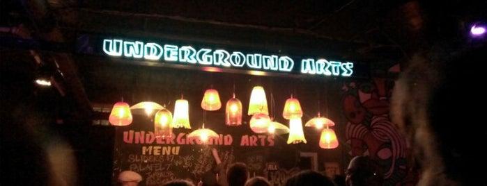 Underground Arts is one of 주변장소5.