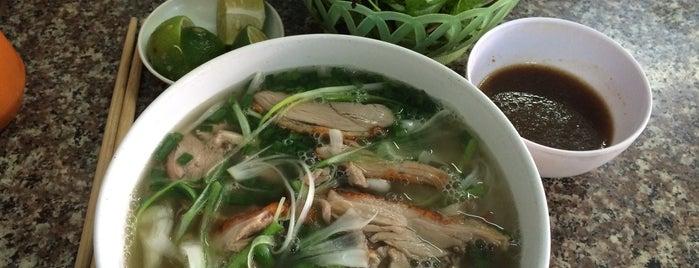 Phở Vịt Ngọc Phát is one of ăn uống Hn.