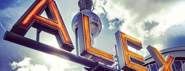 Alexanderplatz is one of Berlin / Germany.