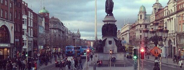 Dublin / Baile Átha Cliath is one of Cities =).