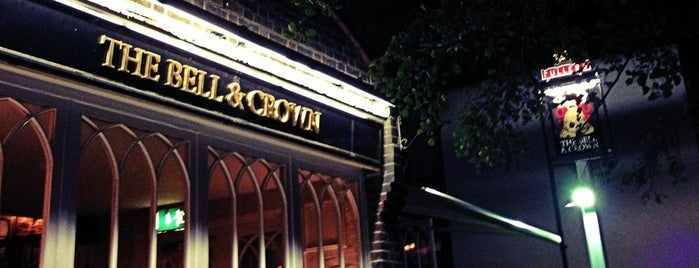 Bell & Crown is one of Must-visit Pubs in London.