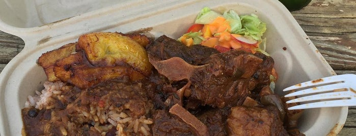 The 13 best places for an oxtail in austin for Authentic jamaican cuisine