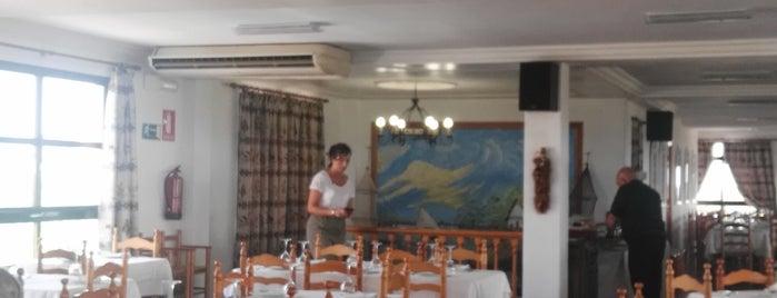 Restaurante Mirador Casa Ángel is one of Sitios para comer/cenar.