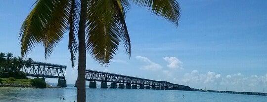 Bahia Honda State Park Beach is one of USA Key West.