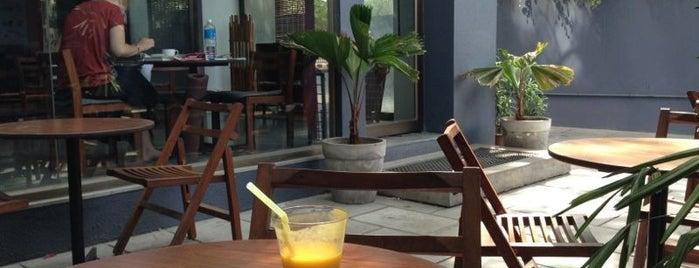 Zencafe is one of Restaurants You Must Visit.