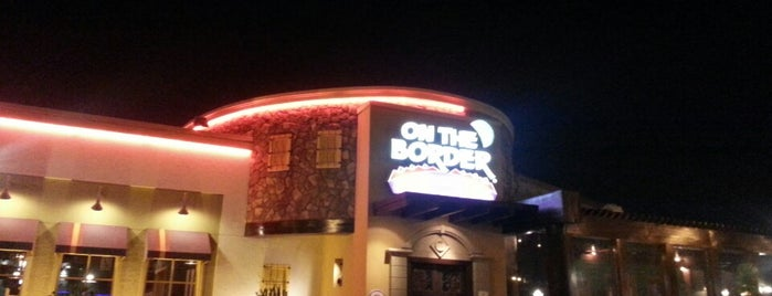 On The Border is one of مطاعم.