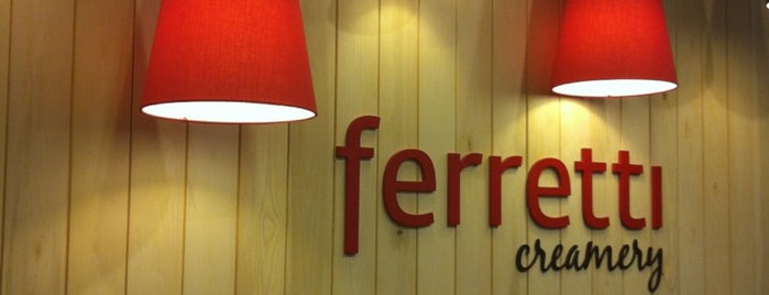 Ferretti is one of Desayunos y meriendas en Madrid.