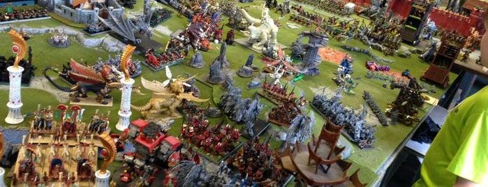 Toledo Game Room is one of Gamerati Tour 2011.