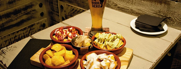 Abirradero is one of Spain craft beer spots.
