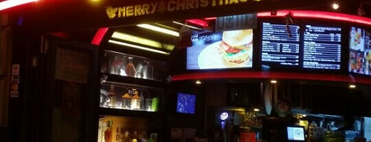 Burger Joys is one of Hong Kong.