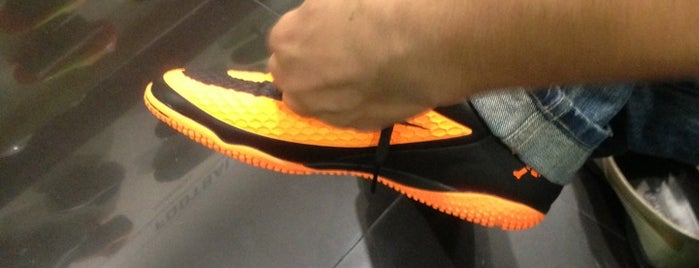 Nike Store is one of Venue Of Mal Bali Galeria.