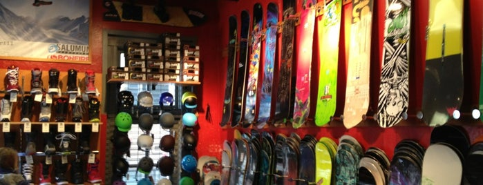 Max Snowboards is one of SNOWBOARD SHOPS.