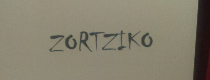 Zortziko is one of Favourites.