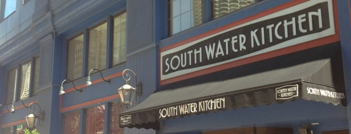 South Water Kitchen is one of Chicago Restaurant To-Do List.