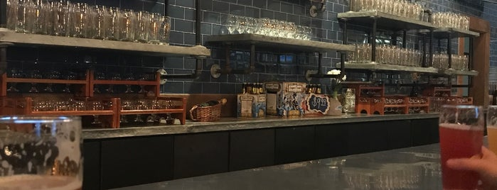 Sugar Creek Brewing Company is one of The 15 Best Places for Craft Beer in Charlotte.