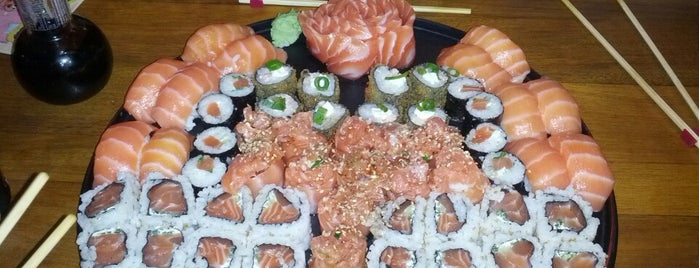 Live Sushi Delivery Lounge is one of Guide to Porto Alegre's best spots.
