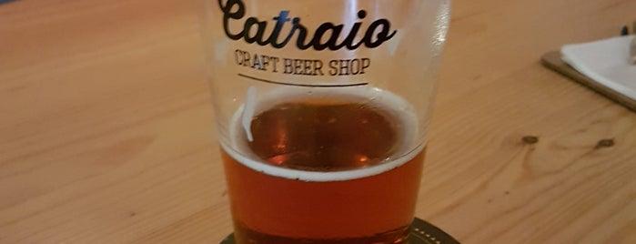 Catraio - Craft Beer Shop is one of Craft Beer Stores.