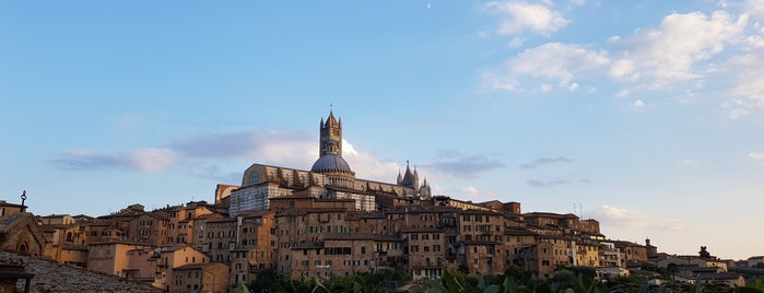 Casa di Santa Caterina is one of THE BEST 10 PLACES IN SIENA DO NOT MISS.