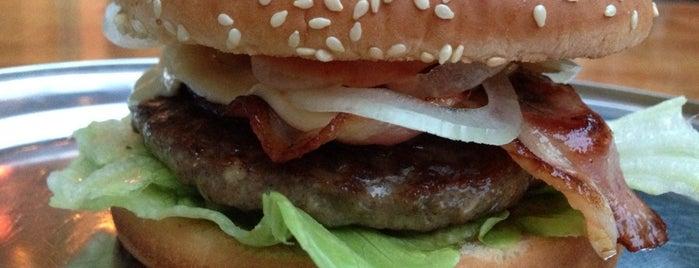 Burger in Berlin