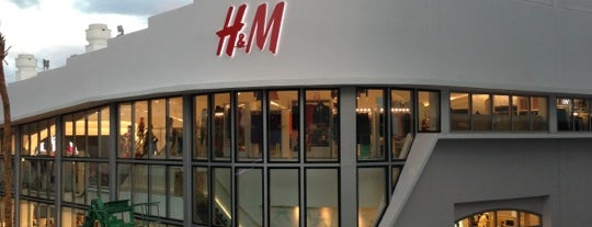 H&M is one of My favorite places :).