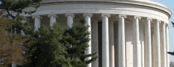 Thomas Jefferson Memorial is one of DC To Do - Activities.