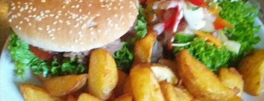 East London is one of Burger in Berlin.