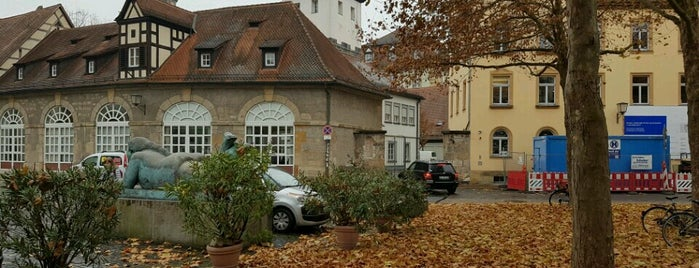 Heumarkt is one of Bamberg #4sqCities.