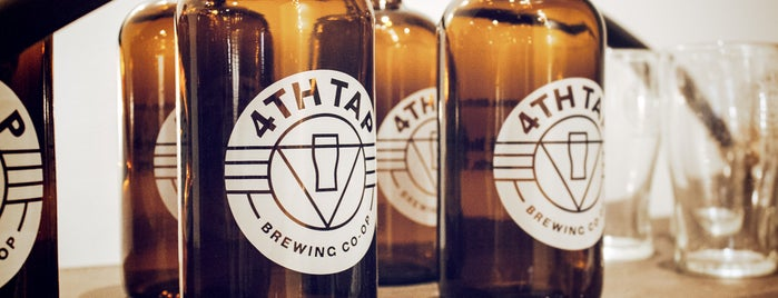 4th Tap Brewing Cooperative is one of Texas breweries.